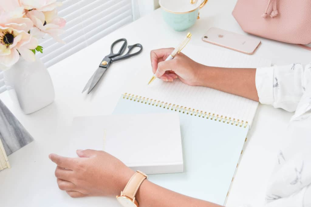 How do you write your personal goals? It's not just listing your goals on paper. It includes writing down the steps to get there and then taking action towards your goals.