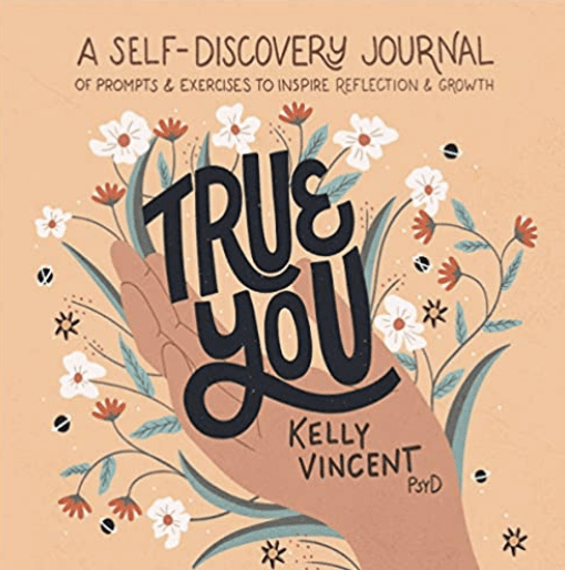 A beautiful self discovery journal to help women uncover their true purpose,