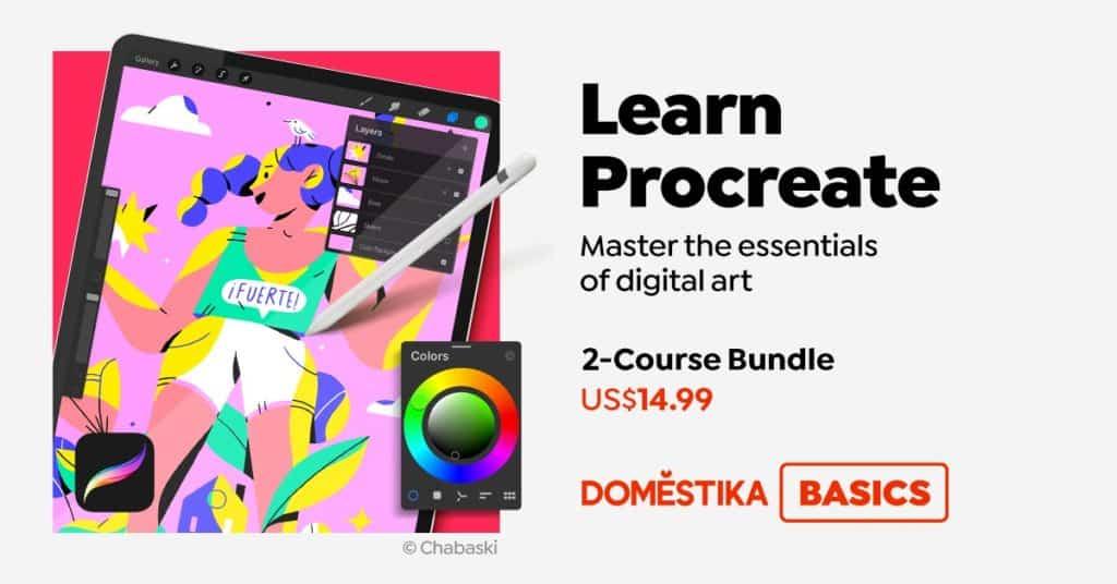 Learn procreate